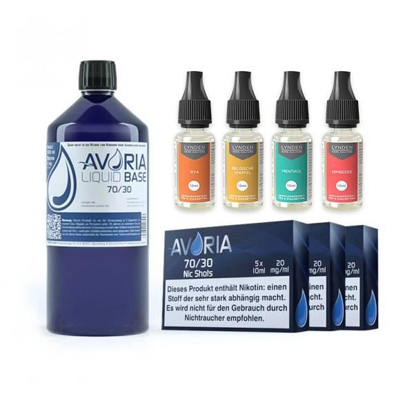 Avoria Lynden Basen Aroma Bundle VPG 70/30