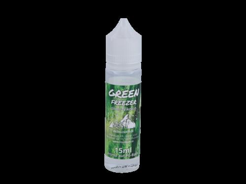 Frosty Affairs Aroma Green Freezer