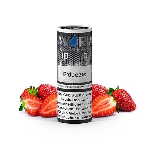 Erdbeere günstige Liquids auf Rechnung kaufen bei Liquidexpress24.