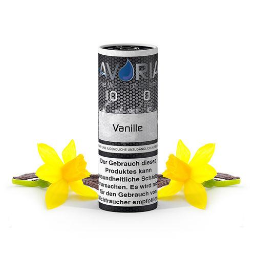 vanille e liquid 5x10ml von avoria liquidexpress24. Black Bedroom Furniture Sets. Home Design Ideas