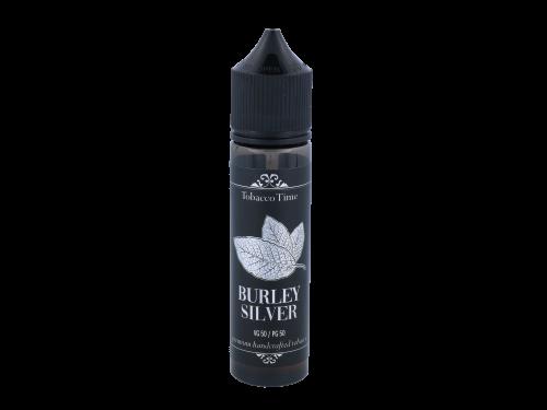 Tobacco Time Burley Silver longfill Aroma 20ml Premium Liquid