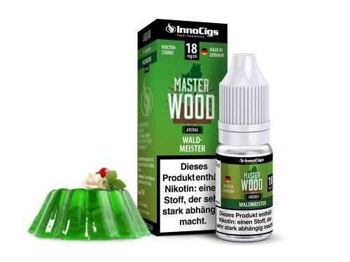 Innocigs e Zigaretten Liquid Master Wood