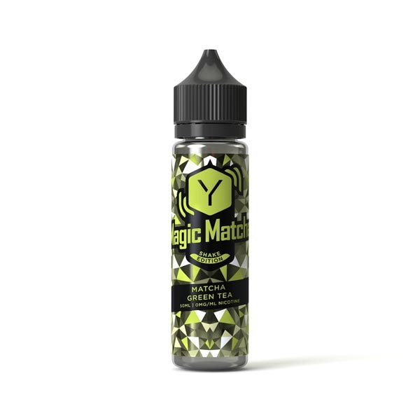 Magic Matcha Shake and Vape Liquid von Lynden als Aroma Base bei LiquidExpress24