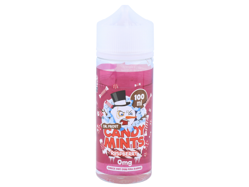 Dr. Frost - Candy Mints - Raspberry - Himbeere 100ml
