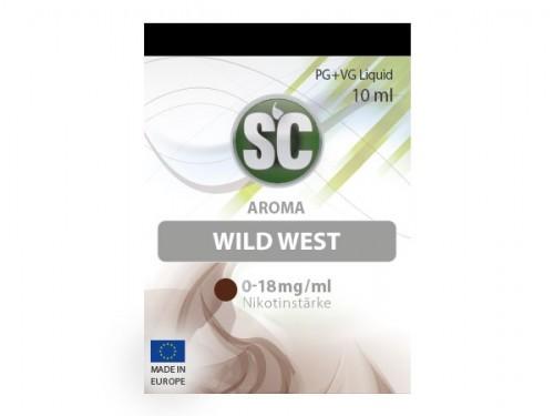 Liquid für E-Zigaretten von SC Wild West