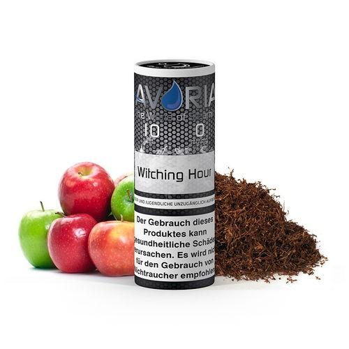 Avoria Liquids günstig auf Rechnung kaufen mit Apfel Tabak Geschmack