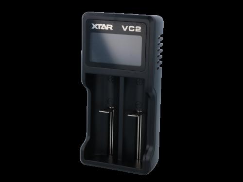 XTAR VC2 Akku-Ladegerät