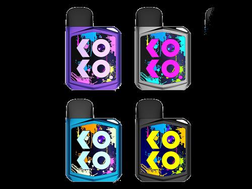 Caliburn Koko Prime E-Zigaretten Set