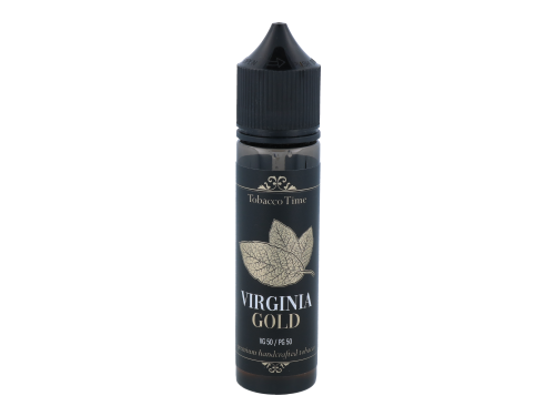Tobacco Time Virginia Gold longfill Aroma 20ml Premium Liquid