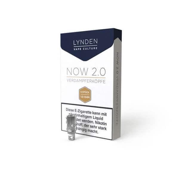 Verdampferkerne Lynden Now 2.0 5er Pack