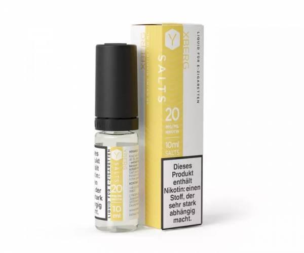 X-Berg Nikotinsalz Liquid von Lynden