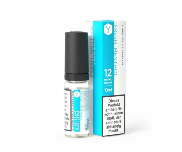 Lynden Liquid 10ml Fresh Menthol
