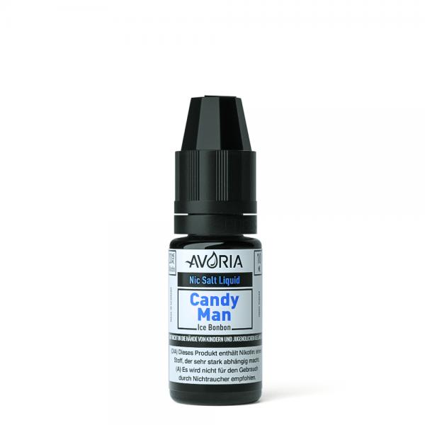 Avoria Nikotinsalz Liquid Candyman